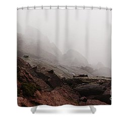 Shower Curtain featuring the photograph Still Untouched By Men by Dana DiPasquale
