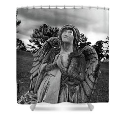Grief  Shower Curtain