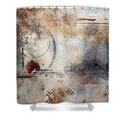 Desperation Shower Curtain by Monte Toon