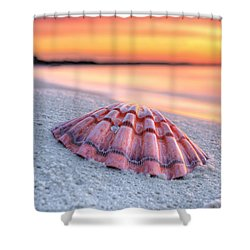 Shower Curtain featuring the photograph Destin Mornings by JC Findley