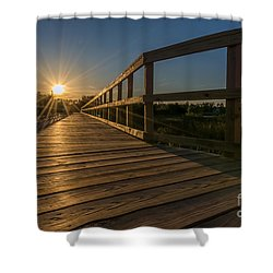 Destination Shower Curtain