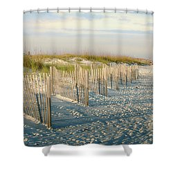 Destination Serenity Shower Curtain