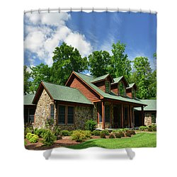 Devers Residence - King George, Va Shower Curtain