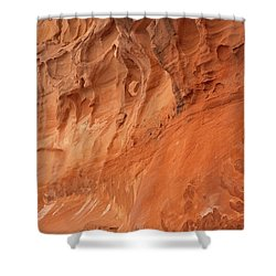 Devil's Canyon Wall Shower Curtain