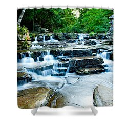 Devils River 2 Shower Curtain