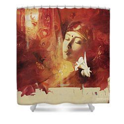 Devoted Shower Curtain