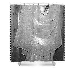 Shower Curtain featuring the photograph Devotion by Denise Fulmer
