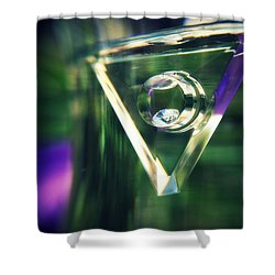 Diamond Dreams Shower Curtain
