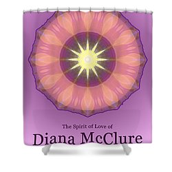 Diana Mcclure Shower Curtain