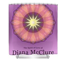 Diana Mcclure Shower Curtain