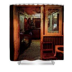 Die Sinkhuis1 Shower Curtain