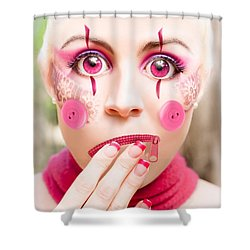 Diet And Healthy Eating Shower Curtain by Jorgo Photography - Wall Art Gallery