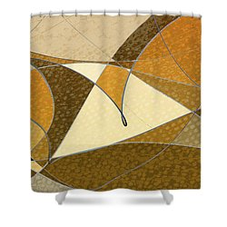 Diffusion Shower Curtain