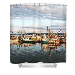 Digby Harbour Shower Curtain