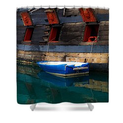 Dinghy Shower Curtain