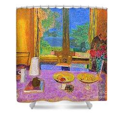 Bonnard Shower Curtains Fine Art America