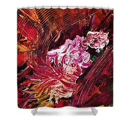 Disco Party Shower Curtain