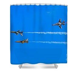 Discord Shower Curtain