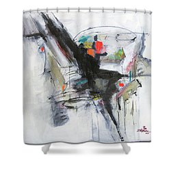 Discovery Two Shower Curtain