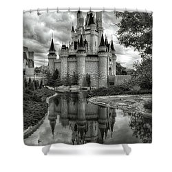 Disney Reflections Shower Curtain