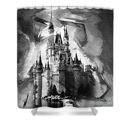 Disney World 031 Shower Curtain