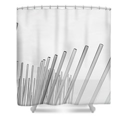 Divided We Stand Shower Curtain
