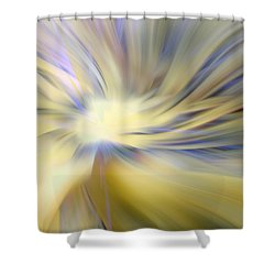 Divine Energy Shower Curtain