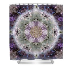 Divine Love Shower Curtain