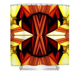 Divine Madness Shower Curtain
