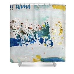 Dna Sample Shower Curtain