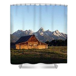 Dnrd0104 Shower Curtain