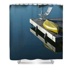 Dnre0609 Shower Curtain