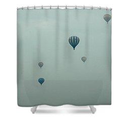Dnrg0908 Shower Curtain