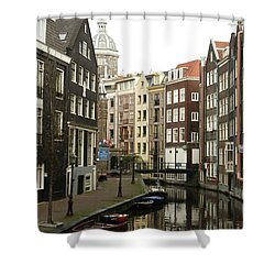 Dnrh1101 Shower Curtain