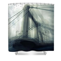 Do You Believe In Rapture? Shower Curtain