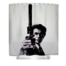 Do You Feel Lucky Shower Curtain