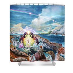 Do You Have A Vision Shower Curtain