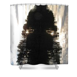 Do You See? Shower Curtain