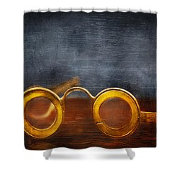 Doctor - Optometrist - It's All The Rage  Shower Curtain by Mike Savad