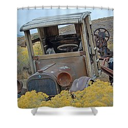 Dodge Brothers Pickup Shower Curtain