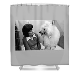 Dog Show 1 Shower Curtain