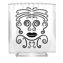 Doli Shower Curtain
