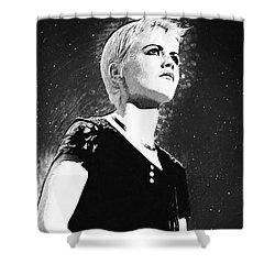 Dolores O Riordan Shower Curtain