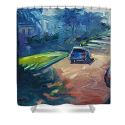 Dolores Street Shower Curtain