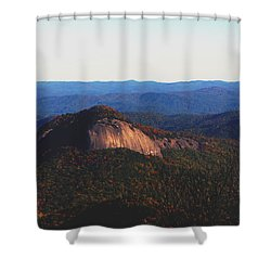Shower Curtain featuring the photograph Dome Top by Debra Crank