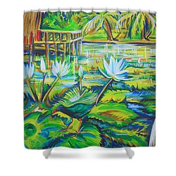 Dominicana Shower Curtain
