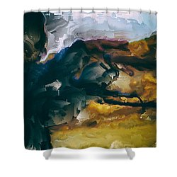 Donald Rumsfeld Gwot Vision Shower Curtain