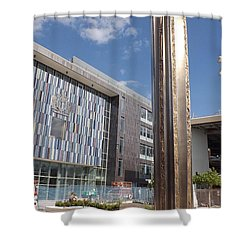 Doncaster Civic Shower Curtain