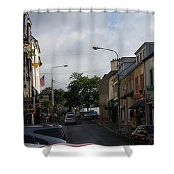 Donegal Town 4118 Shower Curtain