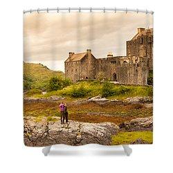 Donan Castle Shower Curtain